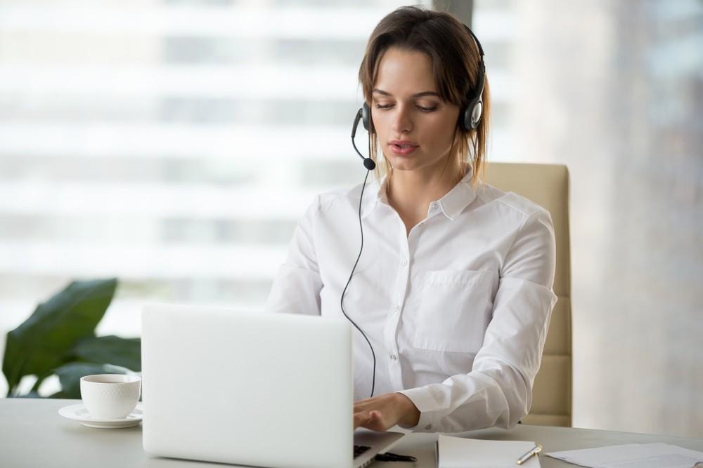 Biznesowe rozmowy przez internet